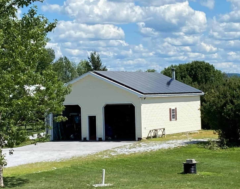 solar on roof Granite State Solar