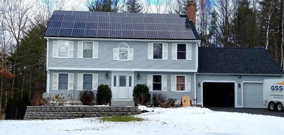How Do I Get Snow Off my Solar Panels?